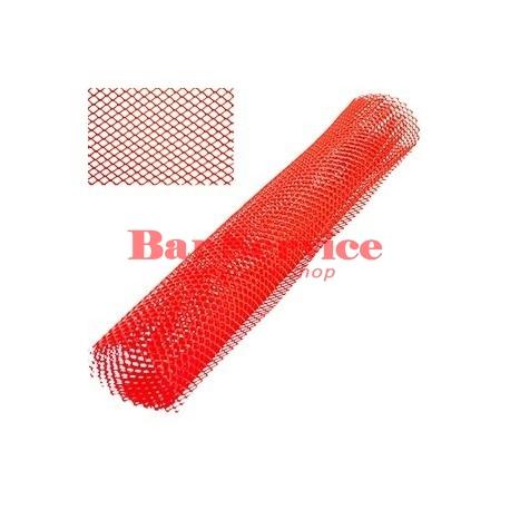 Сетка барная;  полиэтилен;  ,L=100,B=60см;  красный в Тольятти