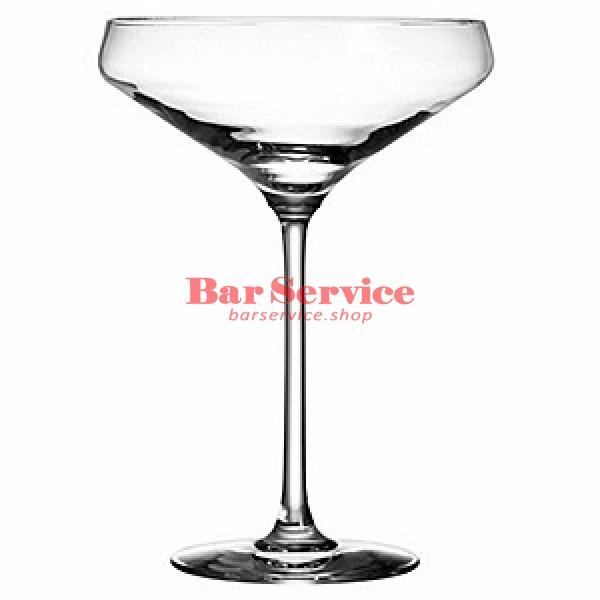Шампан.-блюдце «Каберне»; стекло; 320мл; D=16.8,H=17см; прозр. в Тольятти