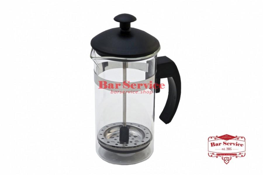 Чайник-кофейник Черный Объем: 350 мл. (френч пресс) в Тольятти